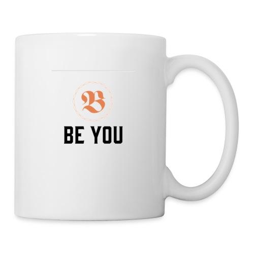 Be you women T shirt - Coffee/Tea Mug