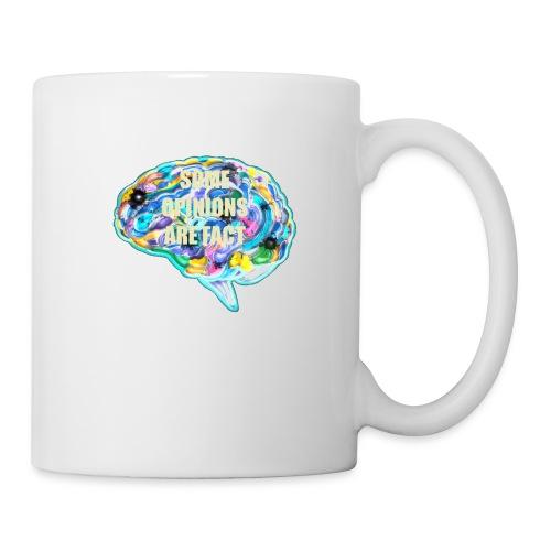 brain fact - Coffee/Tea Mug