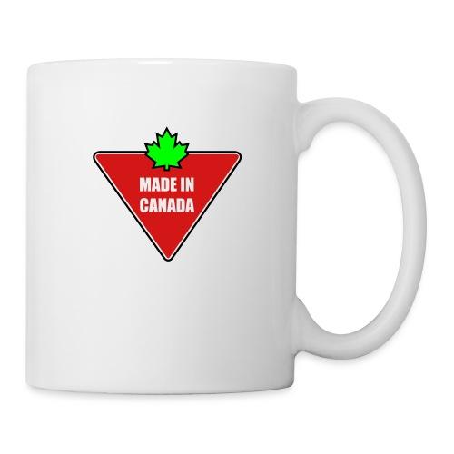 Made in Canada Tire - Coffee/Tea Mug