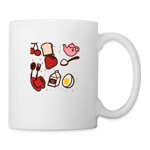 Classy cute brunch design! - Coffee/Tea Mug