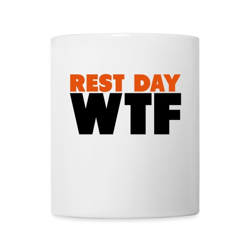 Rest Day WTF - Coffee/Tea Mug
