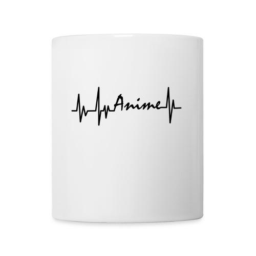 Anime Heartbeat - Coffee/Tea Mug
