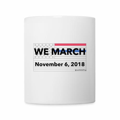 WeMarch11062018 - Coffee/Tea Mug