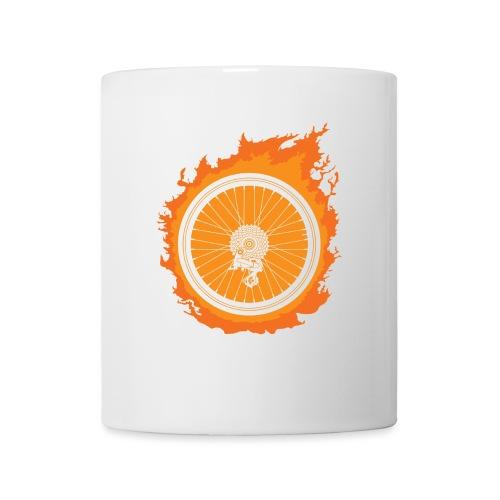Bike Fire - Coffee/Tea Mug