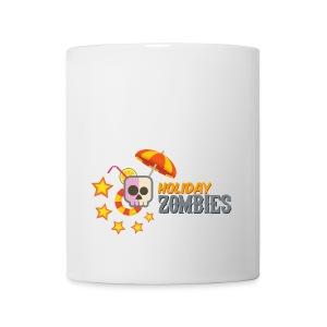 Holiday Zombies logo - Coffee/Tea Mug