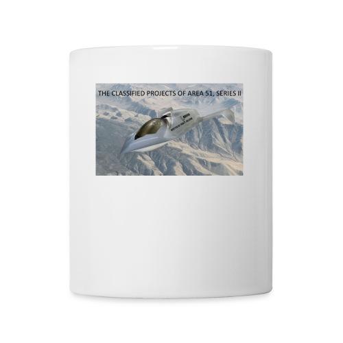 THE CLASSIFIED PROJECTS OF AREA 51 - Coffee/Tea Mug