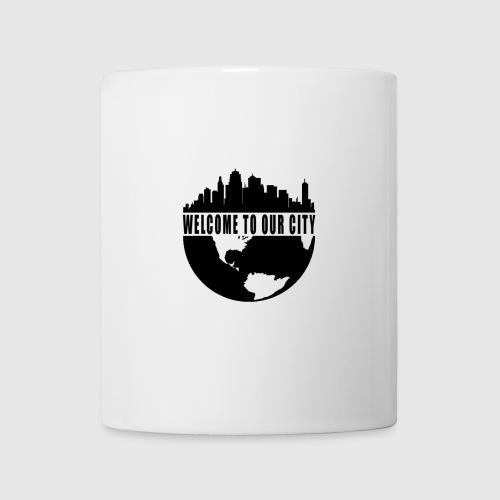 WTOC Logo Black - Coffee/Tea Mug
