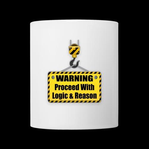 Warning - Coffee/Tea Mug