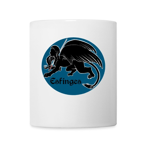 Esfinges Logo - Coffee/Tea Mug