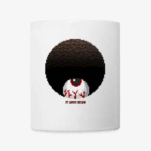 Boss Ross inspired It Lurks Below Icon! - Coffee/Tea Mug