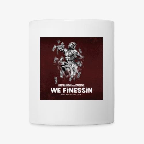 First Man ADAM We Finessin ft. JoPassTheL - Coffee/Tea Mug