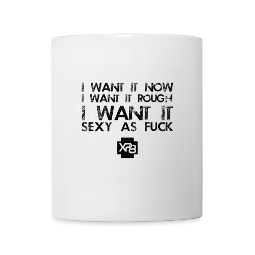 Want It Black png - Coffee/Tea Mug