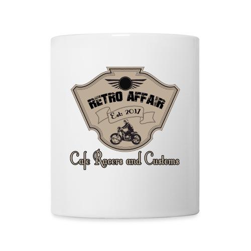 Retro Badge - Coffee/Tea Mug
