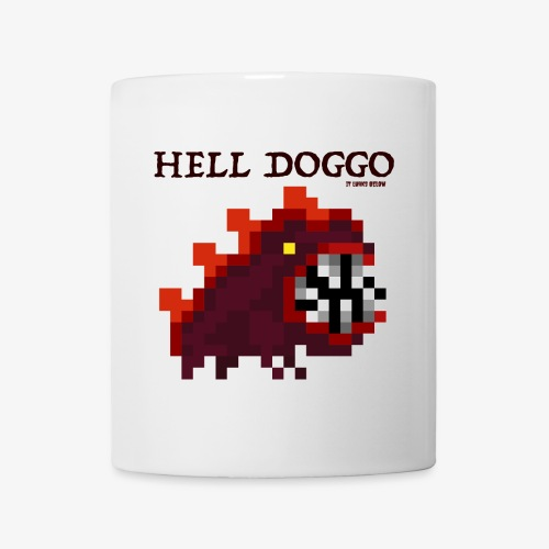 Hell Doggo! It Lurks Below Hell Hound - Coffee/Tea Mug