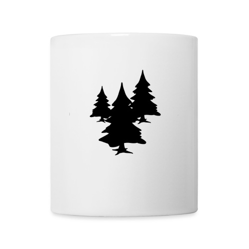 Bush Tree - Coffee/Tea Mug