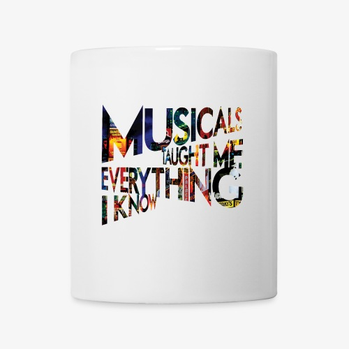 MTMEIK Broadway - Coffee/Tea Mug