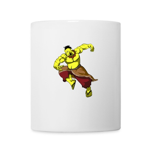 Yellow orc - Coffee/Tea Mug