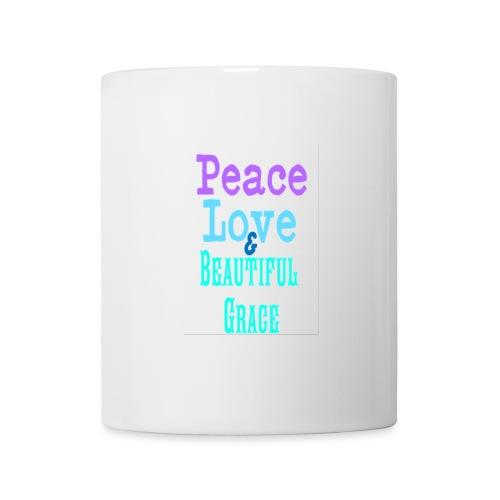 Peace, Love and Grace - Coffee/Tea Mug
