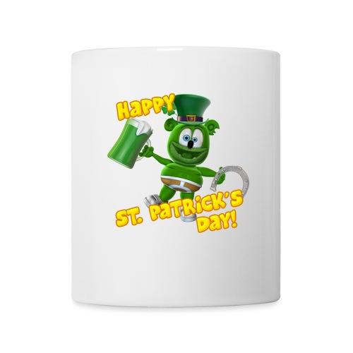 Gummibär (The Gummy Bear) Saint Patrick's Day - Coffee/Tea Mug