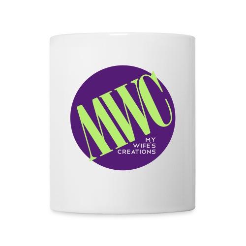My Wife's Creations Classic Logo - Coffee/Tea Mug
