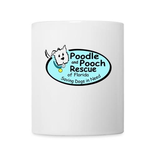 Poodle and Pooch Logo - Coffee/Tea Mug
