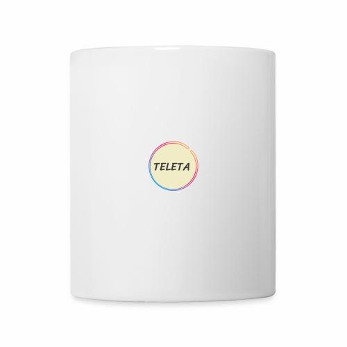 Teleta Logo - Coffee/Tea Mug