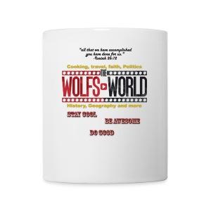 TheWolfsWorld Merch - Coffee/Tea Mug