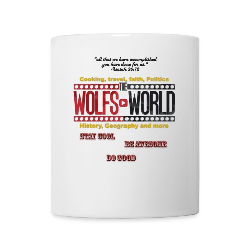 TheWolfsWorld Merch - Coffee/Tea Mug