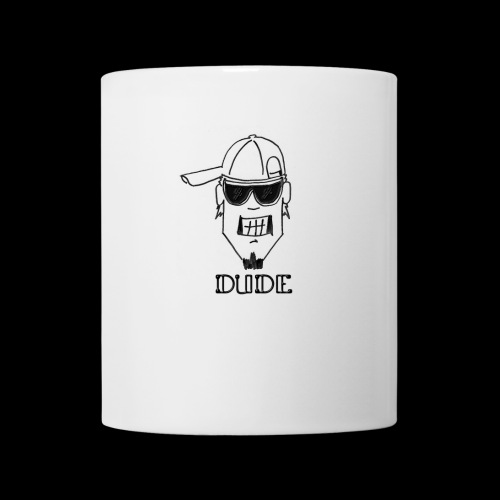 Dude Head 2 - Coffee/Tea Mug