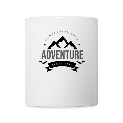 The mountains are calling T-shirt - Coffee/Tea Mug