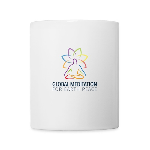 Global Meditation • For Earth Peace - Coffee/Tea Mug