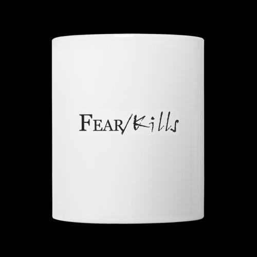 Fear/Kills 1 - Coffee/Tea Mug