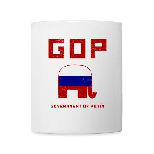 GOP Government of Putin - Coffee/Tea Mug
