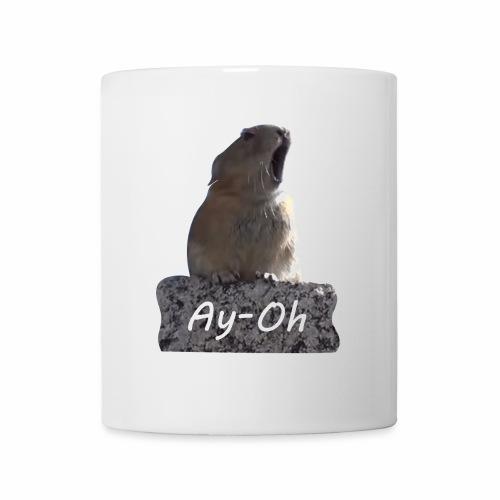 Ay-Oh - Queen (Live Aid) - Coffee/Tea Mug