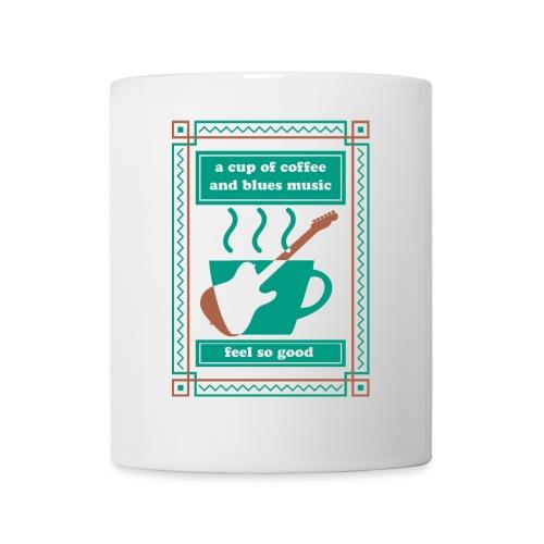 Coffee n Blues - Coffee/Tea Mug