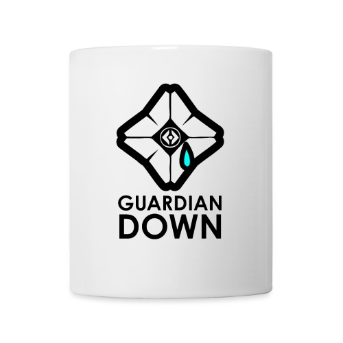 Guardian Down Ghost - Coffee/Tea Mug