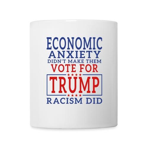 Racists Voted For Trump T-shirts - Coffee/Tea Mug
