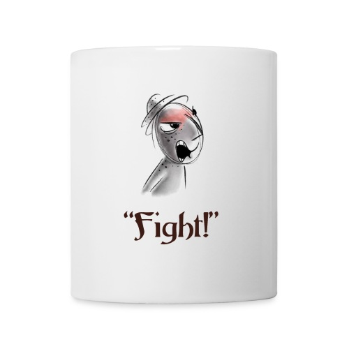 Jeju fights! - Coffee/Tea Mug