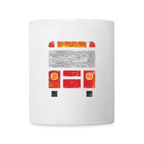 Iconic Red Bus - Coffee/Tea Mug