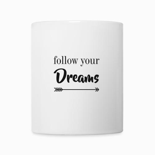 sigue tus sueños - Coffee/Tea Mug