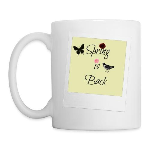 Spring is Back - Coffee/Tea Mug