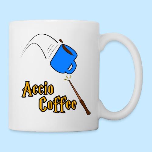 Accio Coffee! (Double Sided) - Coffee/Tea Mug