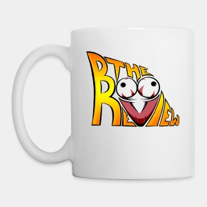The Boo Review Icon (Gradient Pattern) - Coffee/Tea Mug