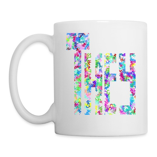 They/Them/Their Pattern They - Coffee/Tea Mug