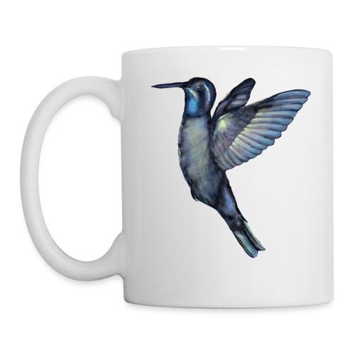 Hummingbird in flight - Coffee/Tea Mug