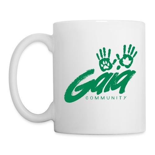 gaialogogreen eps - Coffee/Tea Mug