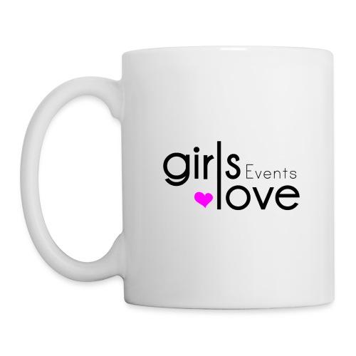 logo_girlslove (Events) - Coffee/Tea Mug