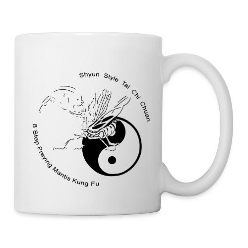 mantis yin yang - Coffee/Tea Mug