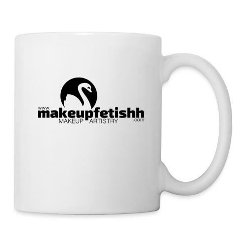 makeupfetishh logo black - Coffee/Tea Mug