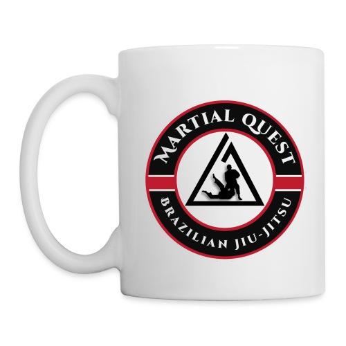 MQ New Back Logo - Coffee/Tea Mug